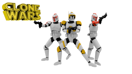 Commander Cody and Clones