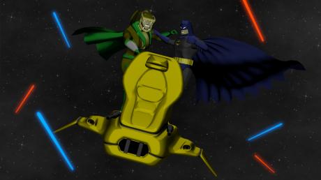 Batman vs Serpentor